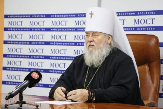 Пресс-конференция в ИА «Мост-Днепр»