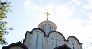 Престольное торжество храма Александра Невского г. Днепра